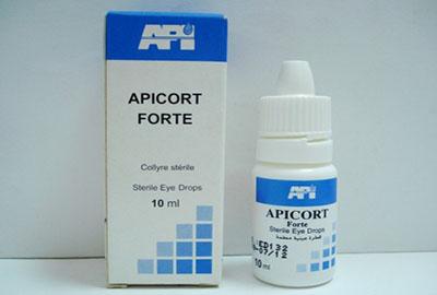 ابيكورت فورت لعلاج حساسية العين