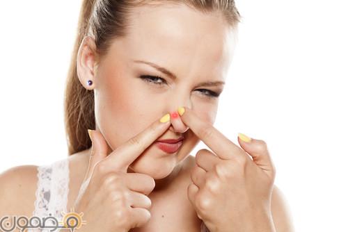 البثور السوداء فى الانف علاج إزالة البثور السوداء من الوجه والجسم طبيعياً
