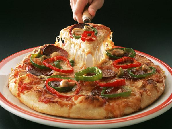 البيتزا الايطالية الاصلية