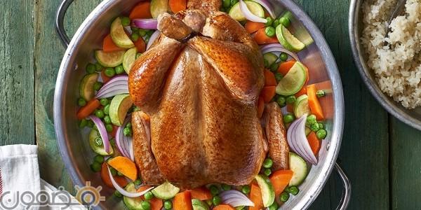 الفراخ بالزعتر طريقة عمل الفراخ بالزعتر اطباق رمضانية
