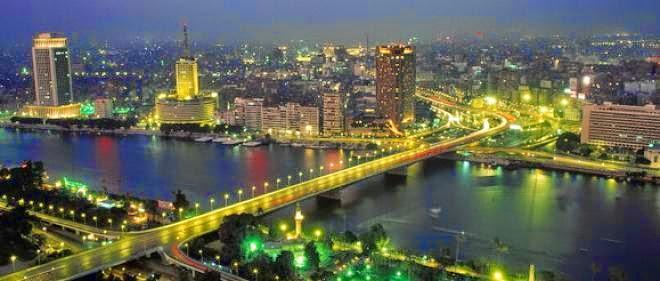 القاهرة ليلا