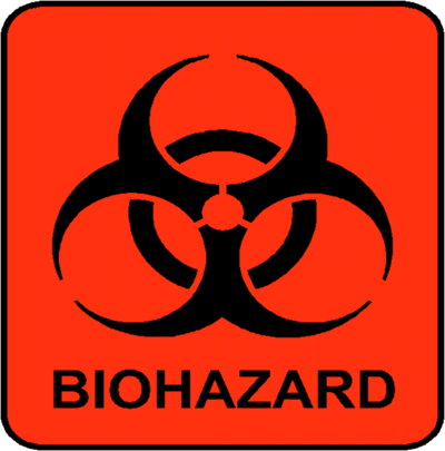 المخاطر البيولوجية