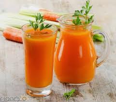 برتقال بالجزر تجهيز عصير البرتقال و الجزر الصحي