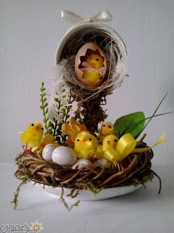 بيض شم النسيم فيس بوك 2 بوستات بيض شم النسيم بالصور للفيس