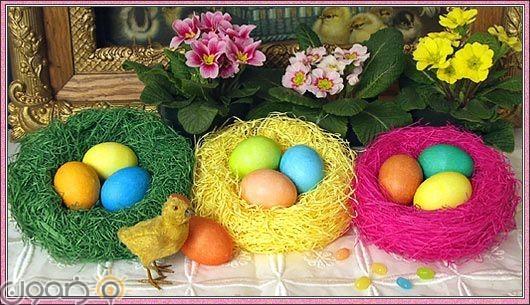 بيض شم النسيم فيس بوك 5 بوستات بيض شم النسيم بالصور للفيس
