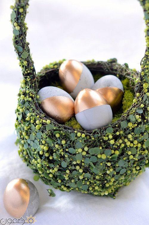 بيض شم النسيم فيس بوك 7 بوستات بيض شم النسيم بالصور للفيس