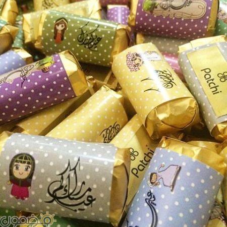 توزيعات عيدية العيد 3 توزيعات عيدية العيد صور العيدية الخليجية