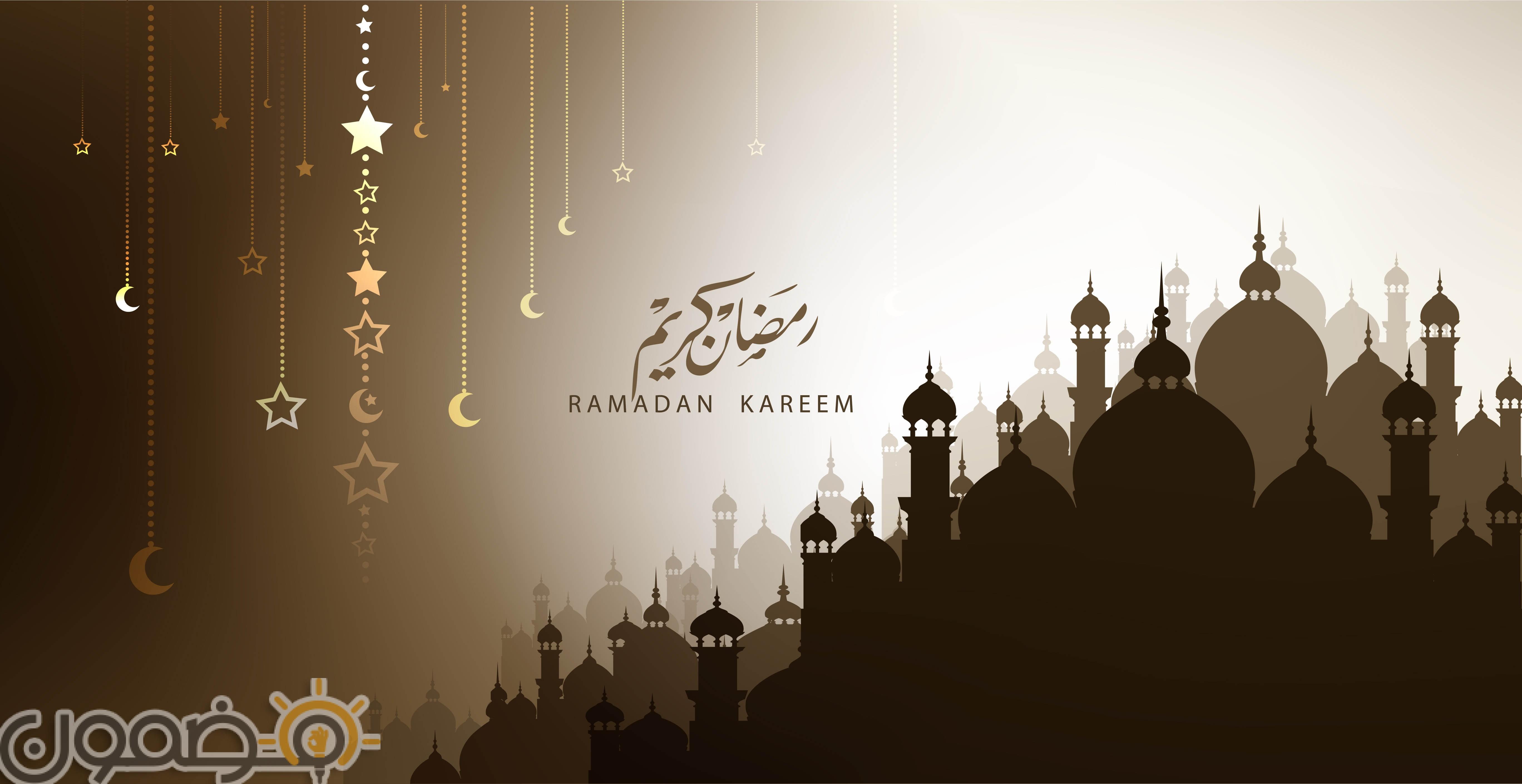 خلفيات رمضان بنات 12 خلفيات رمضان بنات للفيس وتويتر