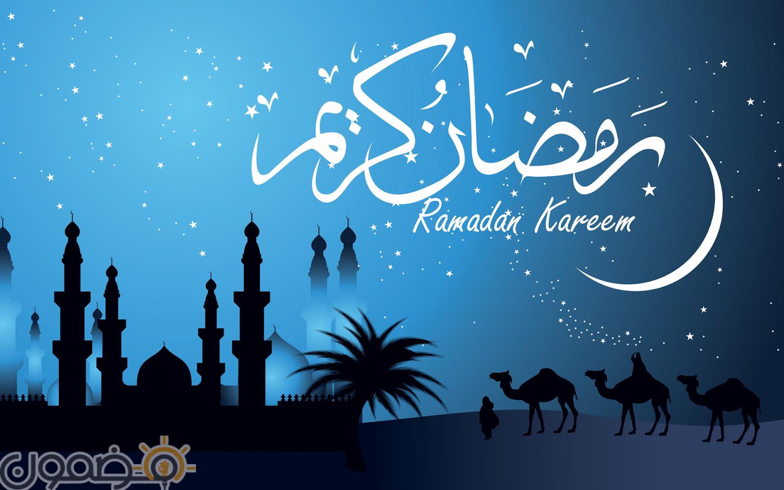 خلفيات رمضان كريم تويتر 1 خلفيات رمضان كريم تويتر تويتات رمضانية