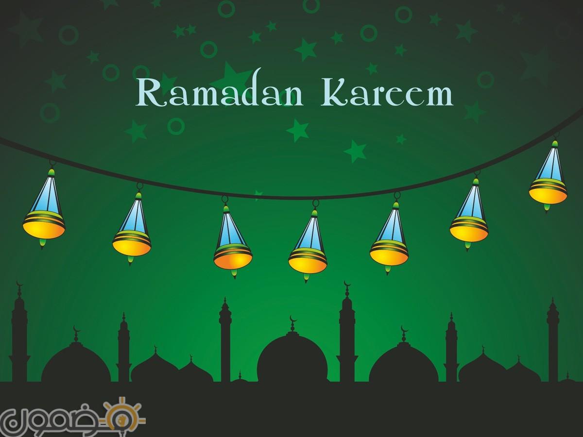 خلفيات رمضان كريم تويتر 5 خلفيات رمضان كريم تويتر تويتات رمضانية