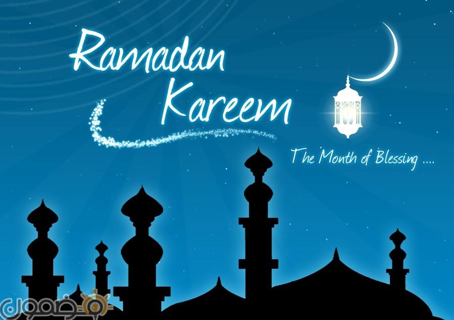 خلفيات رمضان كريم تويتر 6 خلفيات رمضان كريم تويتر تويتات رمضانية