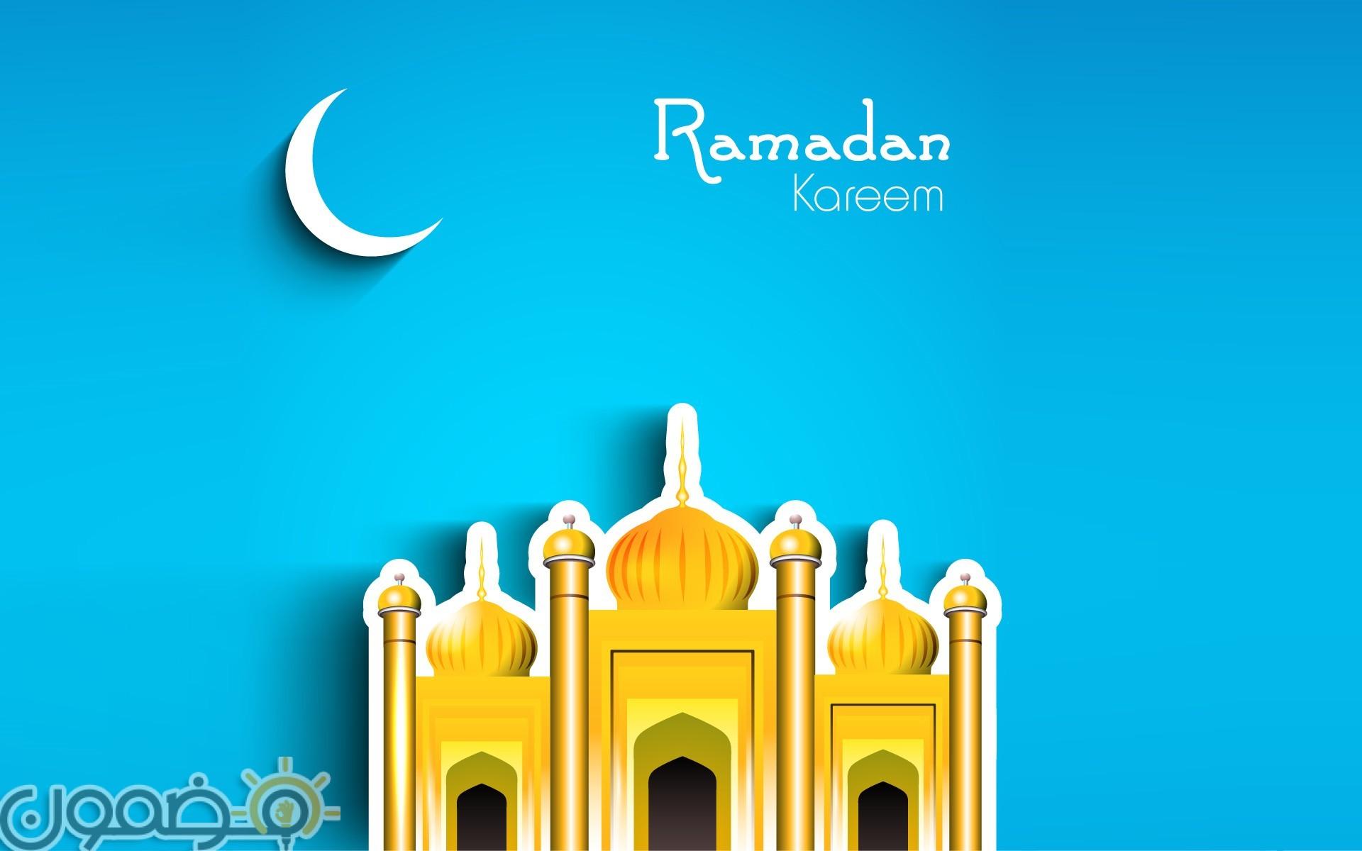خلفيات رمضان كريم 3 خلفيات رمضان كريم لسطح المكتب