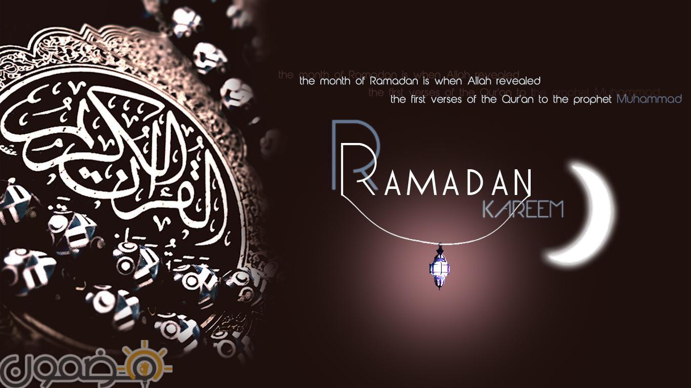 خلفيات رمضان كريم 8 خلفيات رمضان كريم لسطح المكتب