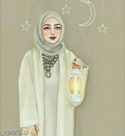 خلفيات رمضان للبنات 7 صور خلفيات رمضان للبنات للواتس اب