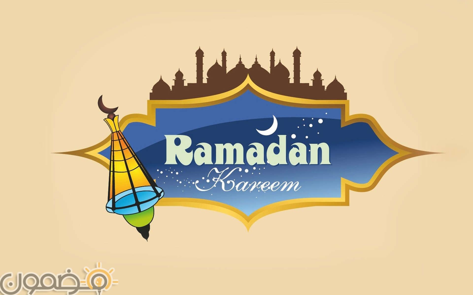 خلفيات رمضان 3d 1 خلفيات رمضان 3d للفيس بوك و للموبايل