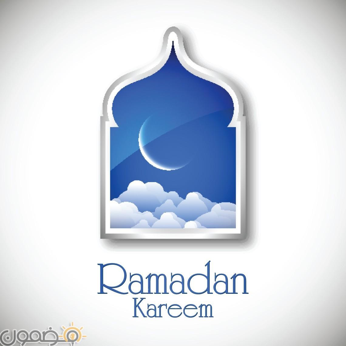 خلفيات رمضان 3d 5 خلفيات رمضان 3d للفيس بوك و للموبايل