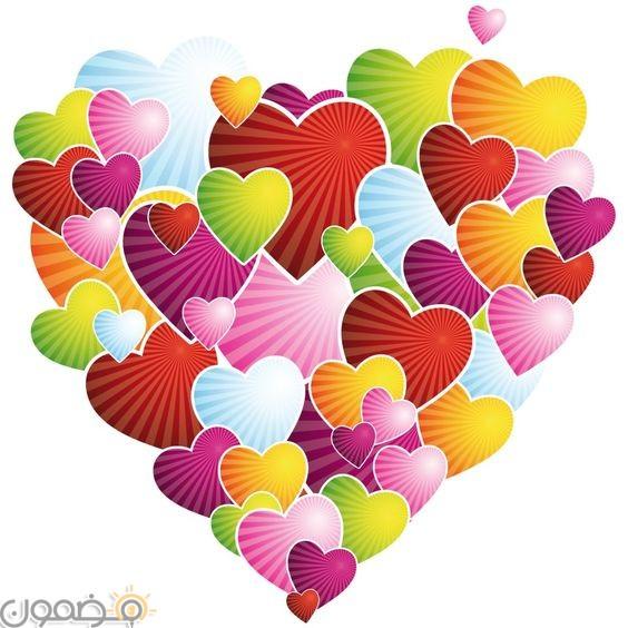 خلفيات قلوب غرامية 11 صور خلفيات قلوب غرامية للفيس بوك