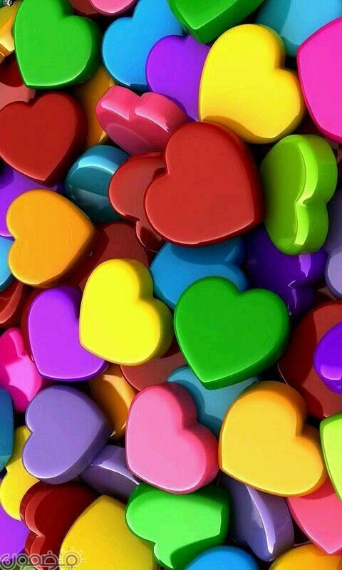 خلفيات قلوب غرامية 8 صور خلفيات قلوب غرامية للفيس بوك