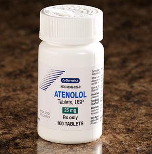 دواء اتينولول لعلاج قصور القلب