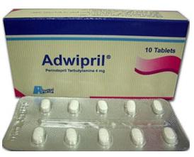دواء ادويبريل لعلاج ارتفاع الضغط