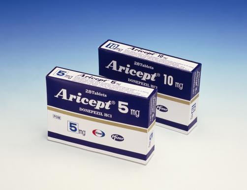 دواء اريسيبت لعلاج الزهايمر