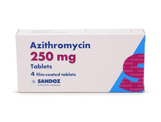 دواء ازيثروميسين مضاد حيوي