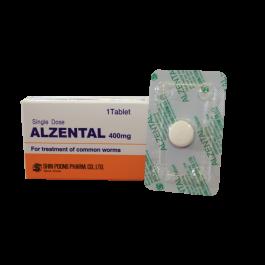 دواء الزنتال لعلاج مشكلة الديدان