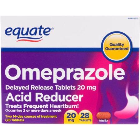 دواء اوميبرازول لعلاج التهابات المعدة