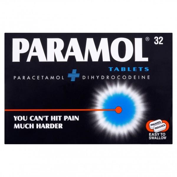 دواء بارامول مسكن للآلام