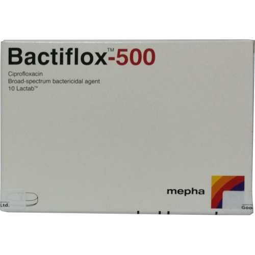دواء باكتيفلوكس مضاد حيوي