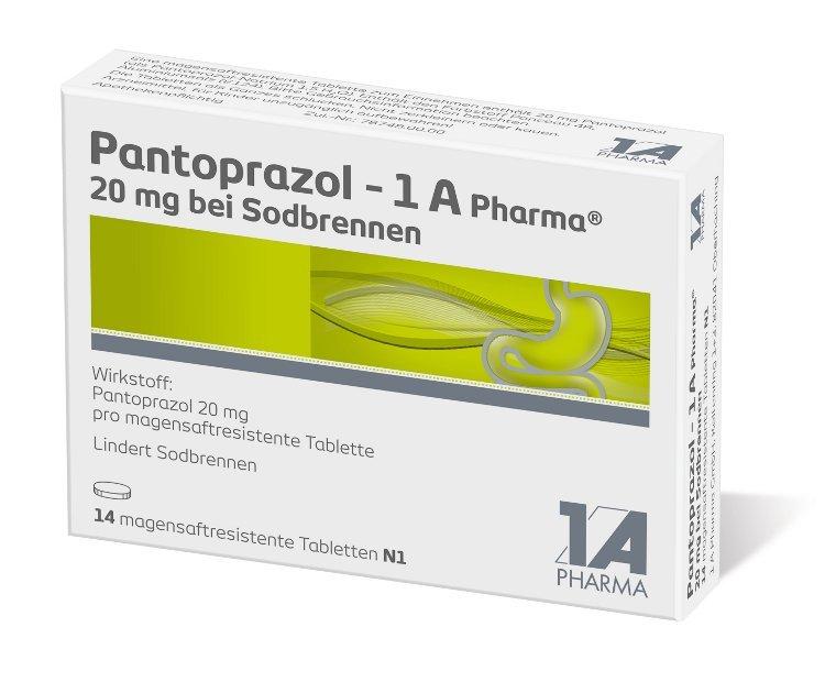 دواء بانتوبرازول لعلاج قرحة المعدة