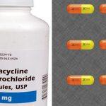 دواء تتراسيكلين مضاد حيوي