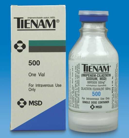 دواء تينام مضاد حيوي