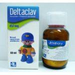 دواء دلتاكلاف مضاد حيوى