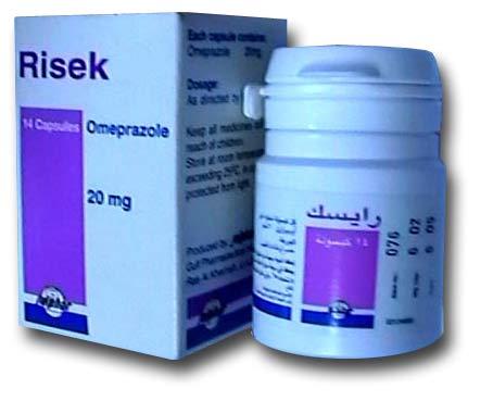 دواء رايسك لعلاج الحموضة