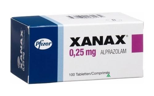 دواء زاناكس لعلاج القلق