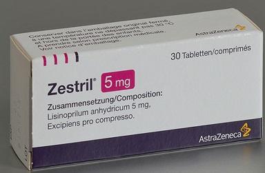 دواء زيستريل لعلاج ضغط الدم