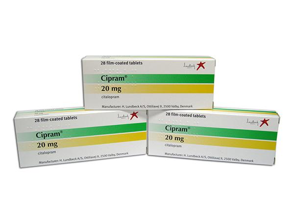 دواء سيبرام لعلاج الاكتئاب