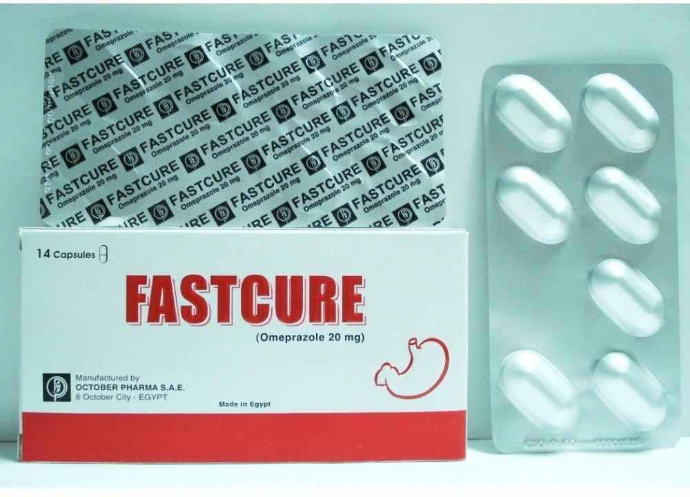 دواء فاست كيور لعلاج الحموضة