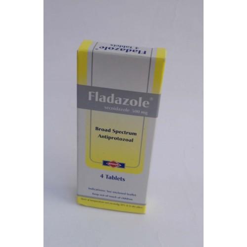 دواء فلادازول لعلاج الاميبا