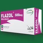 دواء فلازول مضاد حيوى