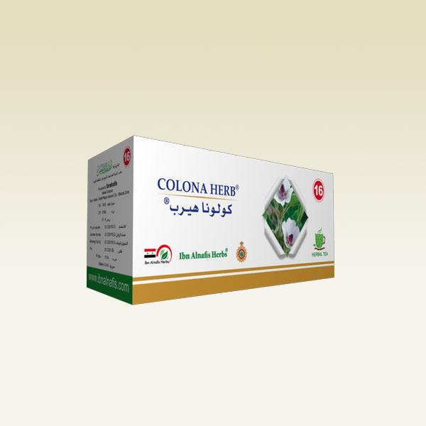 دواء كولونا لعلاج التقلصات العصبية