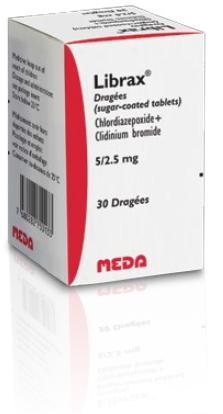 دواء ليبراكس لعلاج القولون العصبي