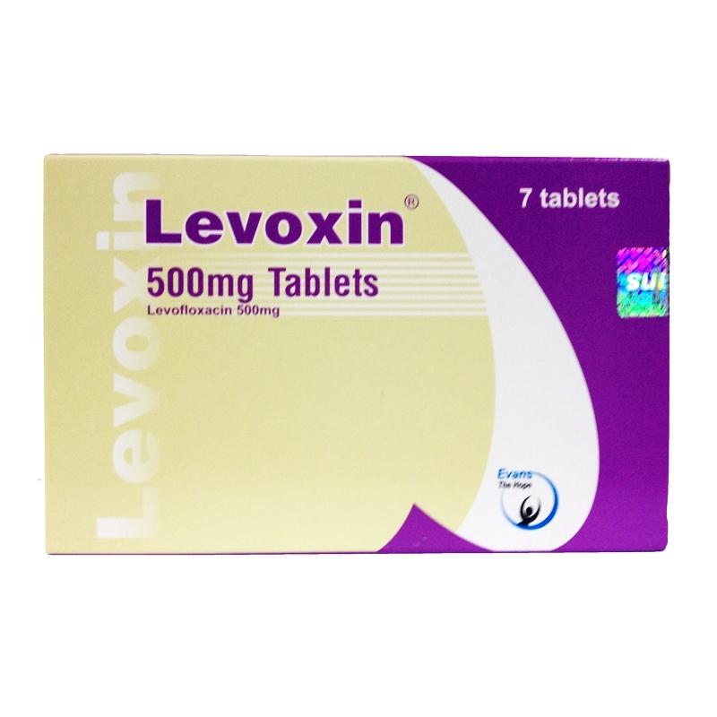 دواء ليفوكسين مضاد حيوي