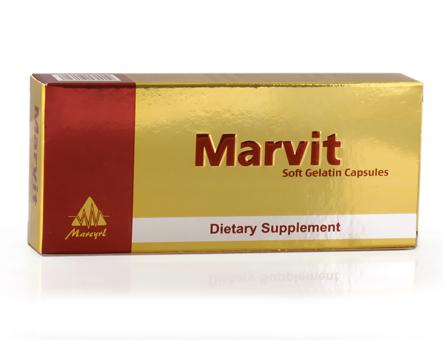 دواء مارفيت لعلاج نقص الفيتامينات