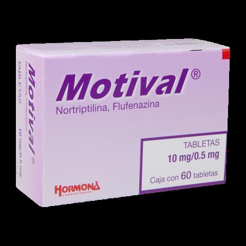 دواء موتيفال مضاد للاكتئاب
