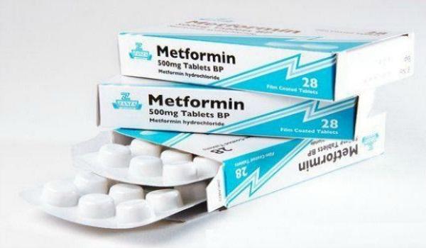دواء ميتفورمين لعلاج مرض السكري