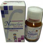 دواء نيوكلاف مضاد حيوي