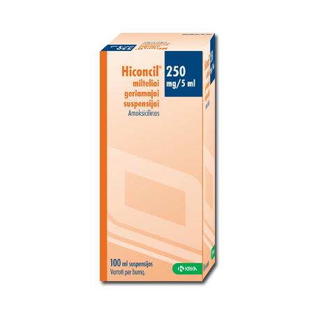 دواء هايكونسيل مضاد حيوي