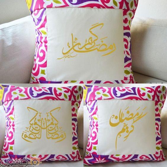 ديكورات رمضانية عربية 4 ديكورات رمضانية عربية لليفنج روم
